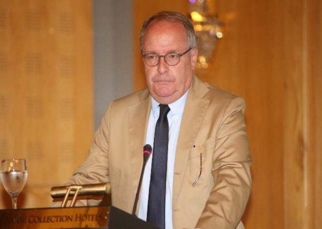 Χούμπελ: «Συγχαρητήρια στον κ. Αυγενάκη, το ελληνικό ποδόσφαιρο είναι ενωμένο»