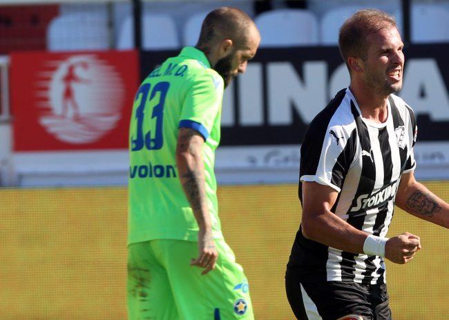 """Φιγκεϊρέντο για το πρώτο γκολ αλλά και για Μάνο: """"Ο Μάνος ανεβάζει εμένα και εγώ αυτόν""""!"""