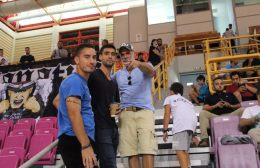 Pics | Στο πλευρό του μπάσκετ και το ποδόσφαιρο