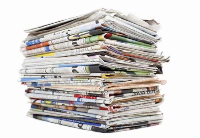 Τα πρωτοσέλιδα των αθλητικών εφημερίδων σήμερα (8/12)
