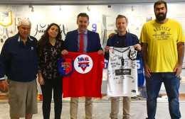 Σπουδαία τιμή για τον ΟΦΗ: Η φανέλα του στο θρυλικό μουσείο μπάσκετ της ΧΑΝΘ