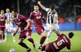 ΠΑΟΚ – Λάρισα 1-0