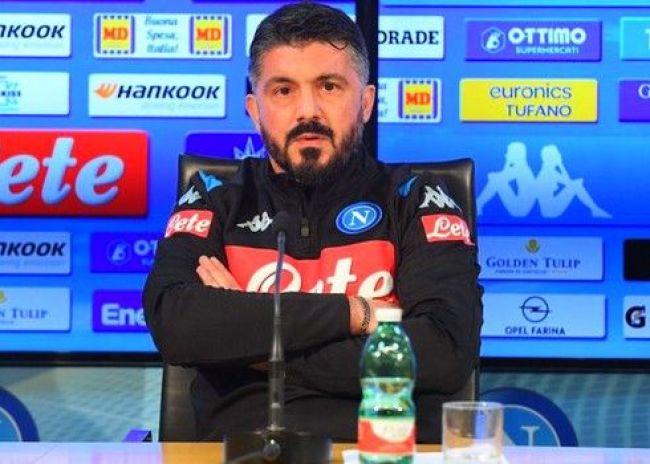 """Γκατούζο: """"Δεν φοβάμαι τίποτα, μακάρι να φτάσω το 10% των επιτυχιών του Αντσελότι"""""""
