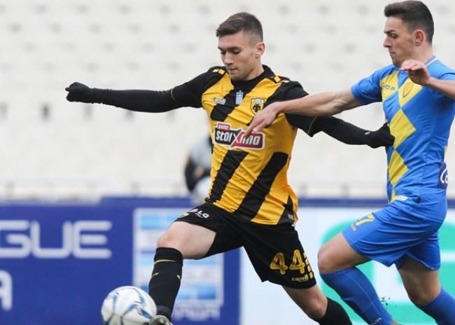 AEK – Παναιτωλικός 3-1