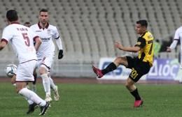 ΑΕΚ – Λάρισα 3-0