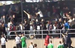 Video | 22 άτομα ενεπλάκησαν στο άγριο ξύλο της Βέροιας!