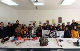 Επίσκεψη στο 2ο Δημοτικό σχολείο Βουτών για τον ΟΦΗ