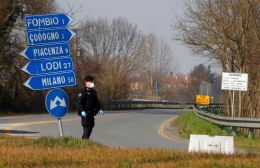 "O κορονοϊός ""σκοτώνει"" κάθε μέρα την Ιταλία: 475 νεκροί μέσα σε ένα 24ωρο!"