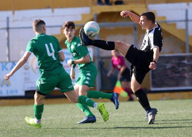 Ήττα με 4-1 στην Τρίπολη για την Κ15