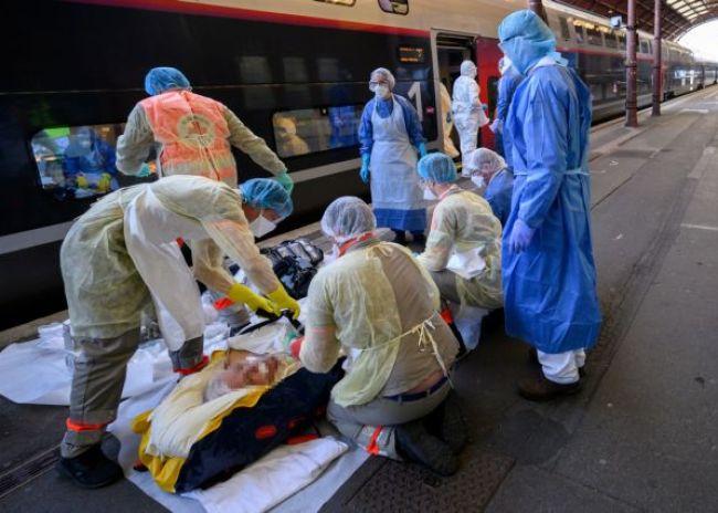 Κοροναϊός-Ισπανία: 743 νεκροί το τελευταίο 24ωρο – 13.800 συνολικά