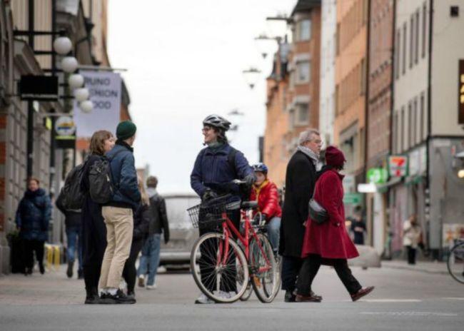 Σουηδία – κοροναϊός : Μεγάλη αύξηση των θανάτων, 487 νέα κρούσματα