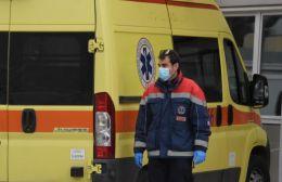 Κορωνοϊός: Τέταρτος νεκρός από την κλινική «Ταξιάρχαι» – Στους 134 οι θάνατοι