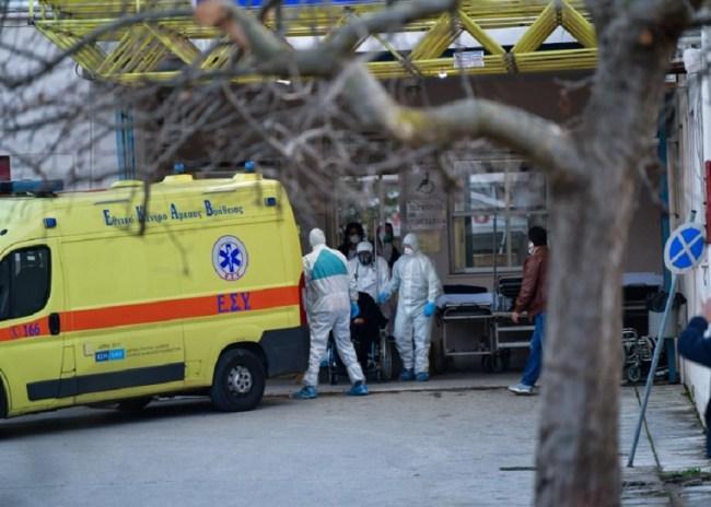 Κορωνοϊός: Στους 128 οι νεκροί στην Ελλάδα