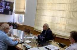 Τηλεδιάσκεψη στην Κρήτη για την αντιμετώπιση του κορονοϊού