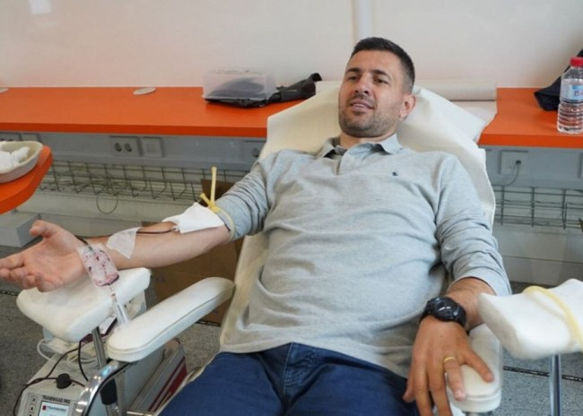 Pics | Έδωσαν αίμα στον ΟΦΗ!