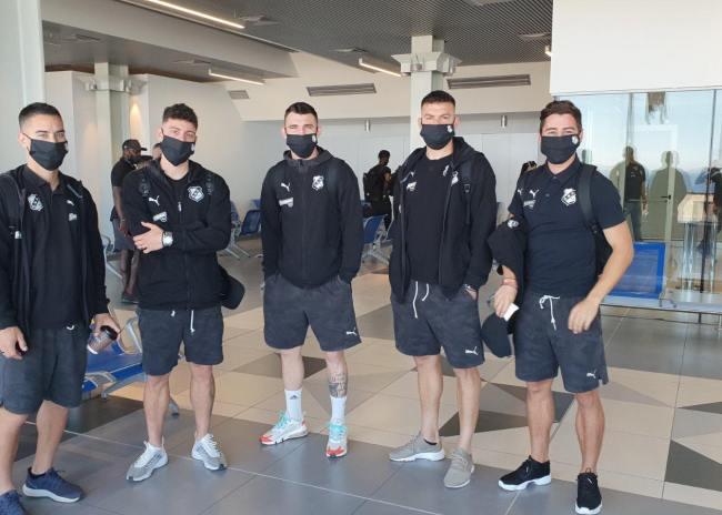 Pics | Με μάσκες ΟΦΗ και προσαρμοσμένος στα μέτρα ασφαλείας!