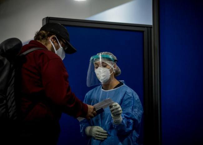 Κορονοϊός: 230 νέα κρούσματα στη χώρα, τρεις νεκροί