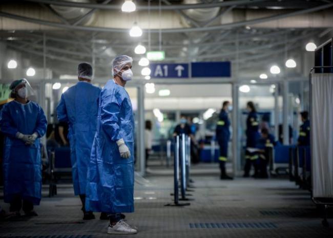 Κοροναϊός : 27 νέα κρούσματα – 14 τα εισαγόμενα
