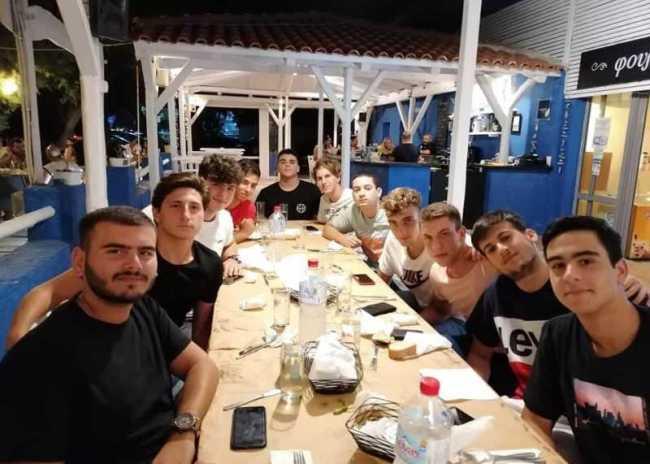 Τραπέζι στην ομάδα πόλο του ΟΦΗ