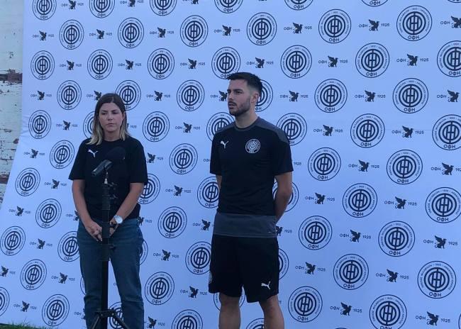 """Σαρδινέρο: """"Περιμένω με αγωνία το ευρωπαϊκό παιχνίδι"""""""