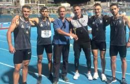 Μεγάλες επιτυχίες και τρία χρυσά μετάλλια για τον ΟΦΗ στο Πανελλήνιο πρωτάθλημα U20