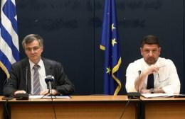 Επιστρέφει ο Τσιόδρας: Έκτακτη συνέντευξη Τύπου με Χαρδαλιά στις 6 το απόγευμα