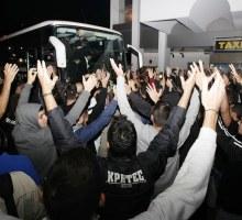 Ξεσηκωμός στον κόσμο του ΟΦΗ για να συνοδεύσουν την αποστολή από το ξενοδοχείο!