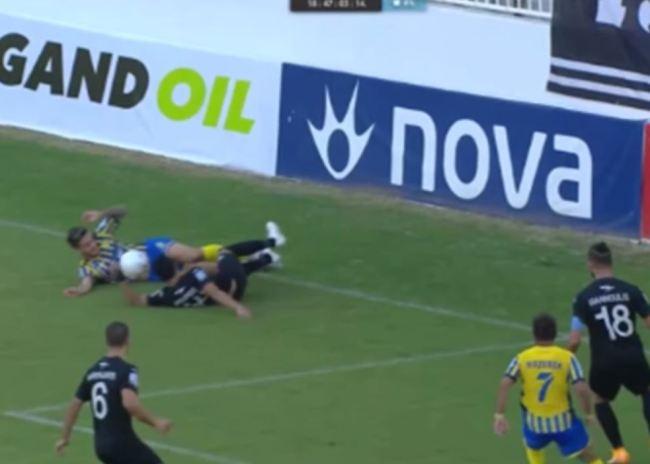 Video | Ο Κλάτενμπεργκ για το πέναλτι του Παναιτωλικού στο ματς με τον ΟΦΗ
