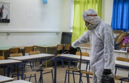 Μεγάλη η ανησυχία που επικρατεί στα σχολεία του Ηρακλείου