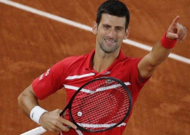 Roland Garros: Έσταξε μέλι για Τσιτσιπά ο Τζόκοβιτς