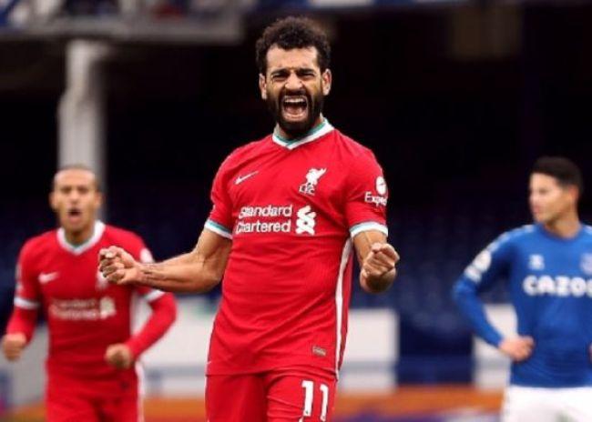 Έφτασε τα 100 γκολ με Λίβερπουλ ο Σαλάχ