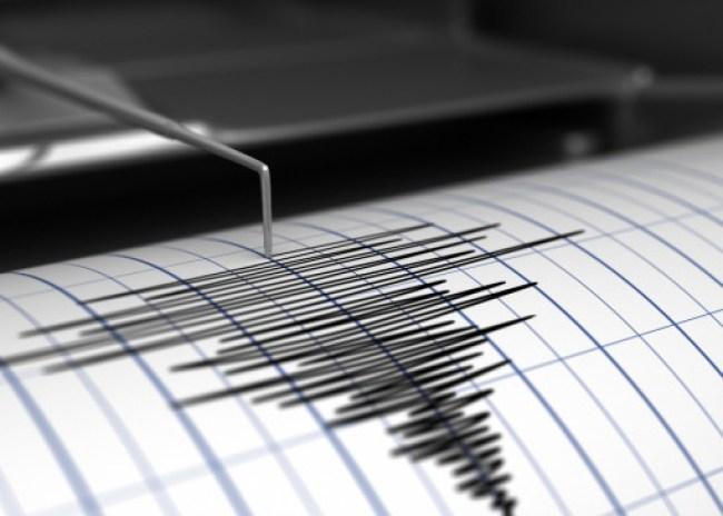 Σεισμός 3,7 βαθμών βορειοανατολικά της Σητείας