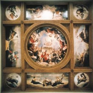 Allegoria della pace e delle arti