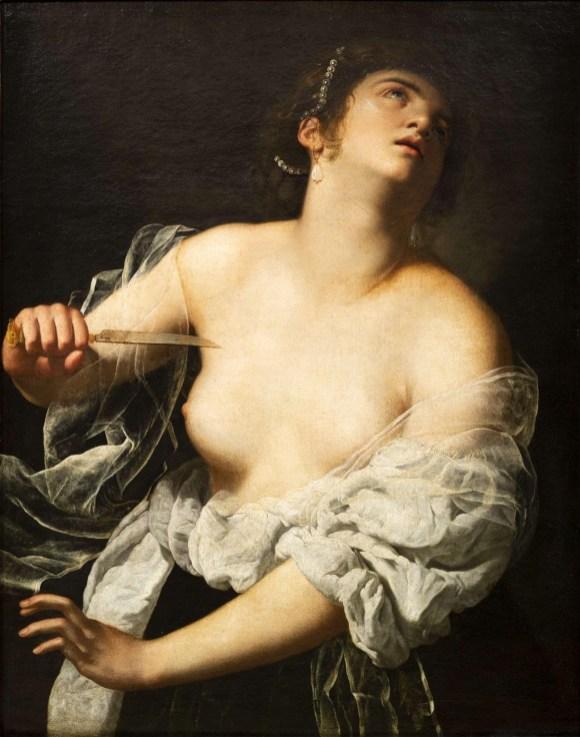 Il suicidio di Lucretia