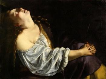 Maria Maddalena in Estasi