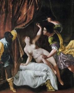 Tarquinius and Lukretia