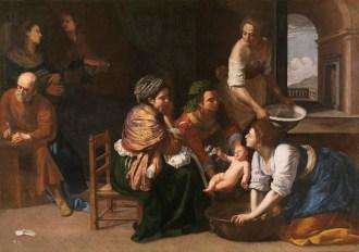 La nascita di S. Giovanni Battista