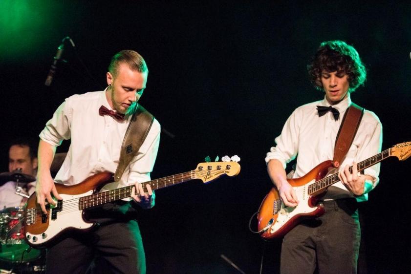 Gentle Session - Coverband Hochzeitsband Partyband aus Freiburg
