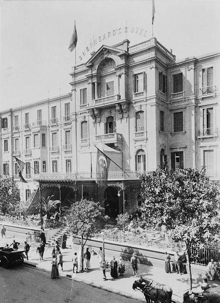 Shepheart Hotel Cairo