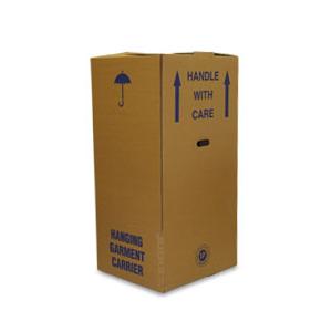 Wardrobe carton