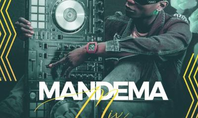 Dj Jfreshy - Mandema Mixtape