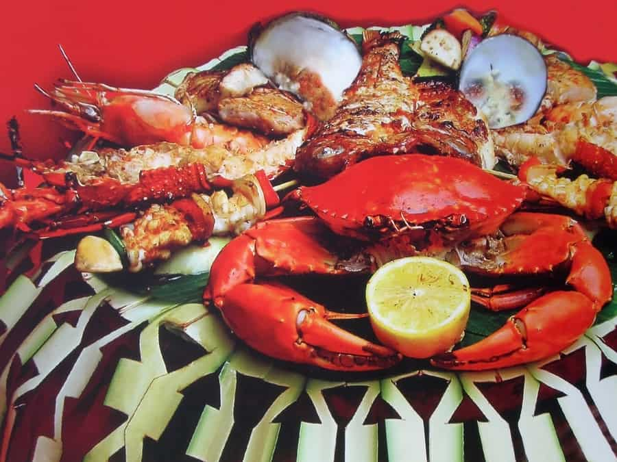 Father's Day Feast Featuring Crab and Lobster Recipes