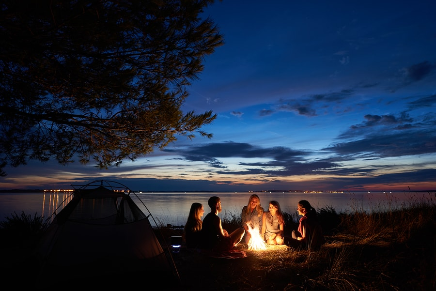 You Should Be Doing These Vintage Camping Hacks