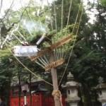 刃物の街、岐阜県関市の春祭りは毎年4月の第3土曜日と日曜