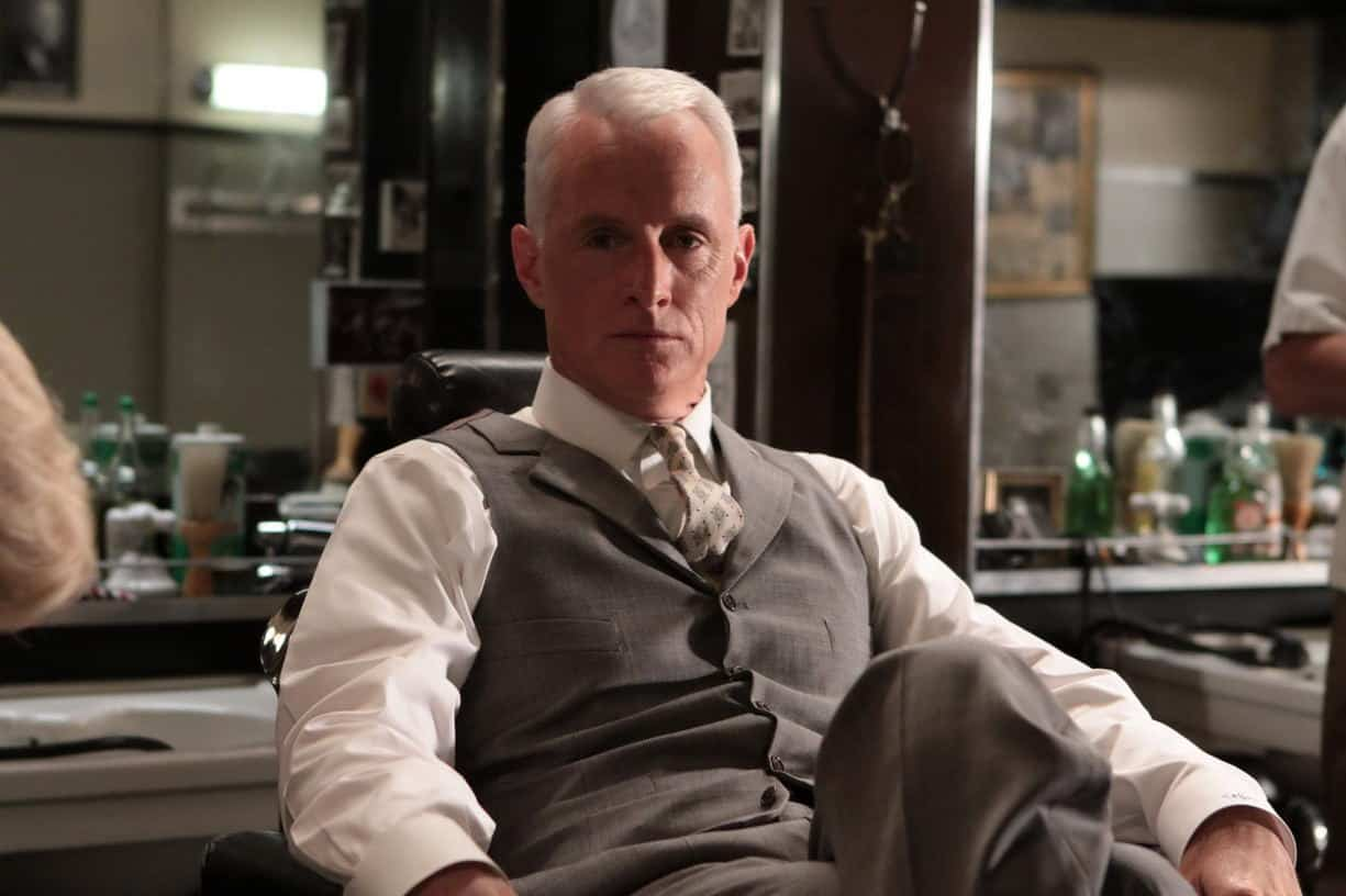Mad Men Style Roger Sterling Gentlemans Gazette