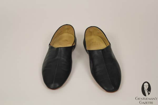 English house slippers by Church's England