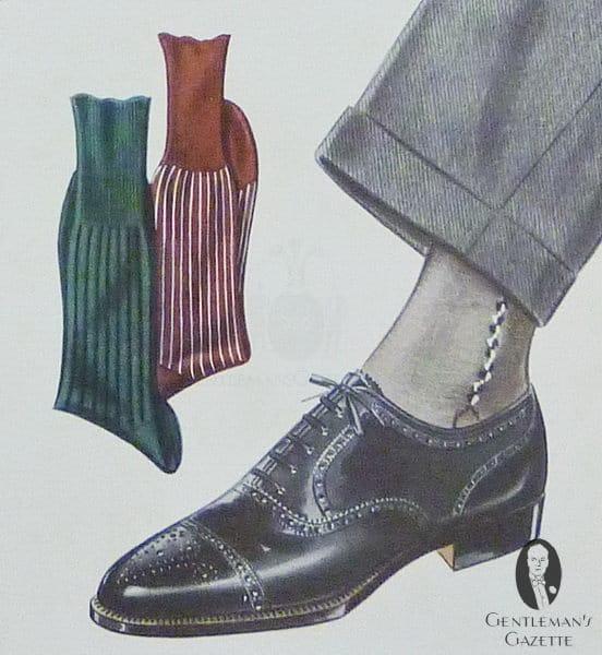 The Oxford Shoes Guide Gentlemans Gazette