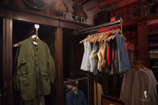 Treasures can be found at vintage stores but rarely during sales