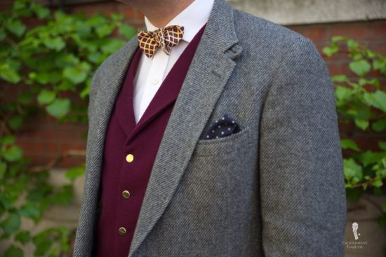Vests help to change the look of your existing wardrobe