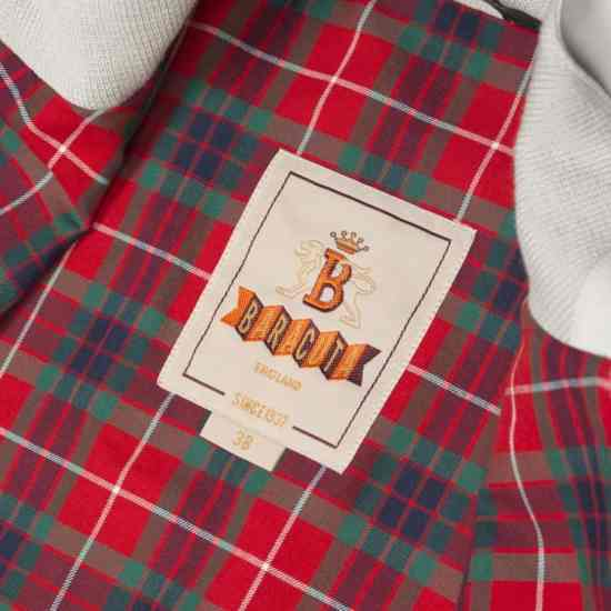 Baracuta G9 made in England